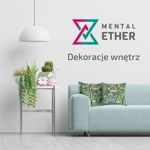 Mental Ether, dekoracje wnętrz, sklep internetowy